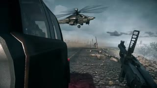Battlefield 4 Montage PS4 - Video