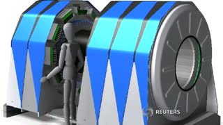Supersized scanner to explore the body and hunt down disease - Video