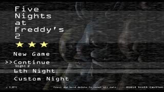 Five Nights at Freddys 2! Insane Jumpscares! Montage! - Video
