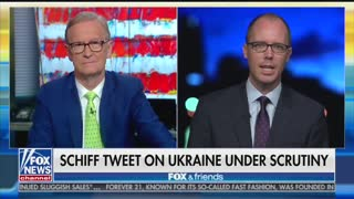 Sean Davis questions timing of Schiff's comments regarding whistlblower