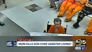 woman shoots son over nursing home - Video