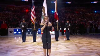 Fergie's National Anthem Rendition at NBA All-Star Game Was so Bad It Set the Internet On Fire - Video