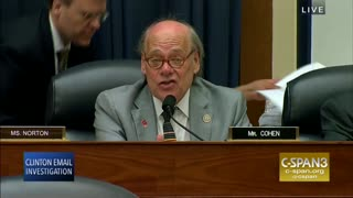 steve cohen tells Strozk he deseves a Purple Heart - Video