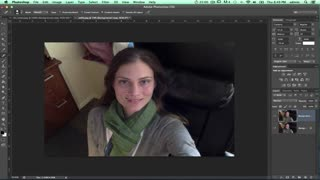How to Remove Pimples and Moles From a Photo Photoshop Tutorial - Video