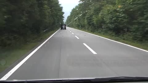 Rumble Strips On Japanese Road Play Musical Tune For Drivers