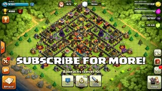Gaming Clash of Clans - Video