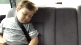 How To Wake Up a Kid - Video