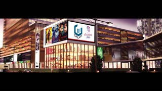 Galaxy Diamond Plaza retail shops in Greater Noida West - Video