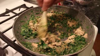 How to make Oyster Rockefeller - Video