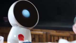 Move over Wall-E, there's a new robot in town - Video