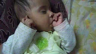 BABY SLEEPING - Video