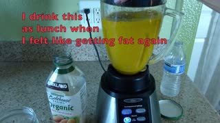 Super diet drink: Lose weight in 3 months - Video
