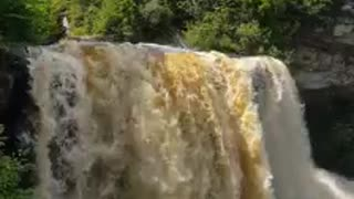 Black water Falls West Virginia  - Video