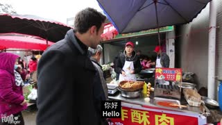 Unheard of Chinese Street Food You MUST Try | Farmers Market in China 2.5 - Video