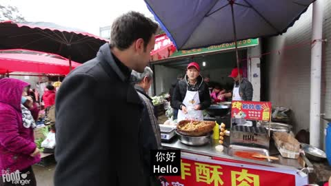 Unheard of Chinese Street Food You MUST Try | Farmers Market in China 2.5