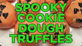 How To Make Cookie Dough Truffles - Video