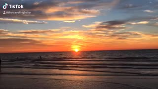 Relaxing Sunset Time-Lapse