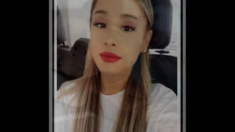 Ariana's Moments of Perfect Pouts - Happy 23rd Birthday Ariana
