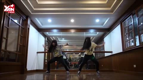 Twins dance cover 2NE1 SONG CL Solo