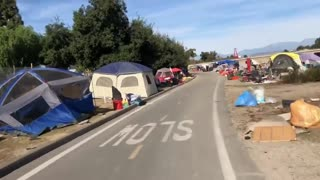 California homeless problem