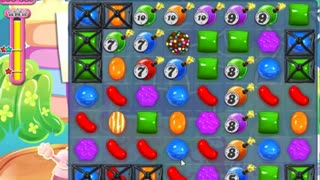 Candy Crush Saga Level 646 - Video
