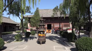 Ancient City of Pingyao, Shanxi, China - Video