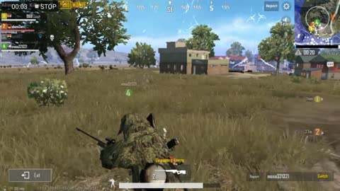 Expert Gamer Shows Great Talent In Pubg Game - Tactics - Fast Moves