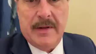 Mike Lindell 7 Min clip on 6 Jan 2020