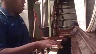 "Henry Playing ""The Chrysanthemum (An Afro-American Intermezzo)"" by Scott Joplin"