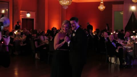 Mother And Son Perform Beautiful Wedding Dance To Rascal Flatts' 'My Wish'