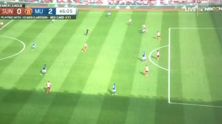 Henrikh Mkhitaryan goal vs Sunderland 0-2 - Video