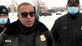 Detroit Police Chief James Craig Update on Fatal Shooting of Murder Suspect