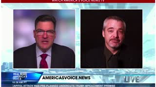 America's Voice News Interviews America's Constitution Coach on the Impeachment of Trump