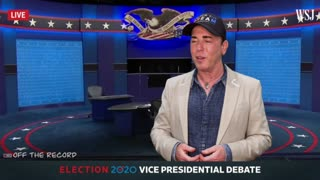 Off The Record - Episode 25: Vice Presidential Debate