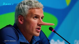 Is Ryan Lochte Lying About Being Robbed? - Video