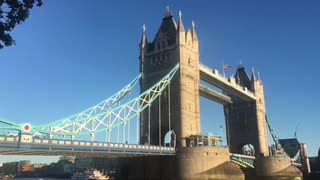 Tower bridge london  - Video