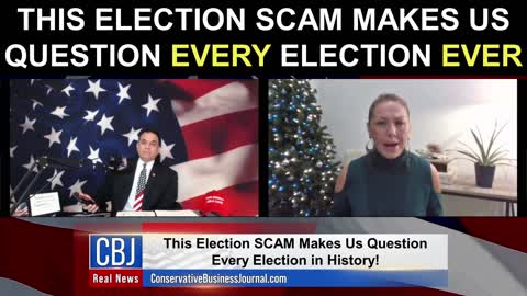 This Election SCAM Makes Us Question EVERY Election Ever...