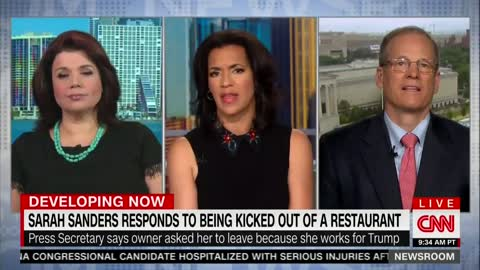 Ana Navarro on Sanders Restaurant Flap: There's a 'Cost to Being an Accomplice' to 'Cruel' Trump WH