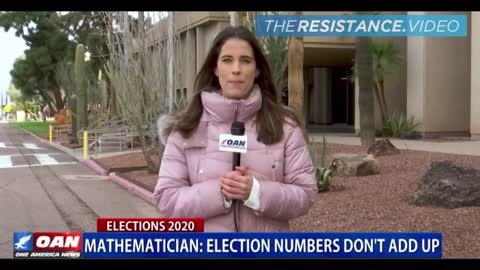 Mathematician Says Biden Election Win A Statistical Impossibility WOW