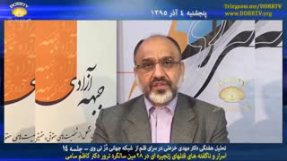 Mehdi Khazali revelations about killing of intellectuals in Iran for the past few decades - Video