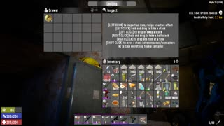 Looting Around Home 7DTD Part 2