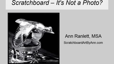What is Scratchboard? Info & Demo - Power Point Presentation