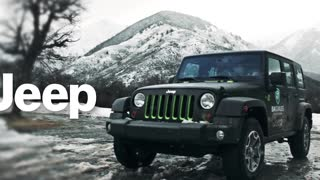 Jeep Winter Experience - Video