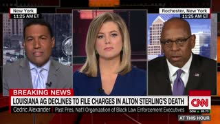 Louisiana AG Won't Bring Criminal Charges Against Police Officers in Alton Sterling Shooting - Video