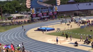 20170520 NCHSAA 3A State Track & Field Championship - Girls 4x800 meters