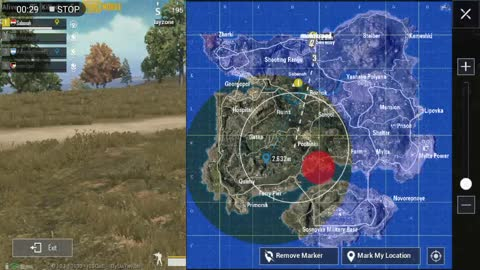 Drinking Soda Made Him Almost Full Into Sea Pubg Game