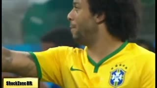 Brazil vs Croatia - Video