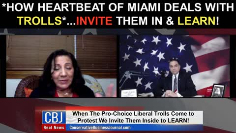 *How Heartbeat of Miami Deals With Trolls*..Invite Them in & Learn!