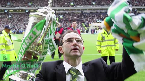 10 Managers That Saved Their Club   Guardiola, O'Neill & Redknapp!