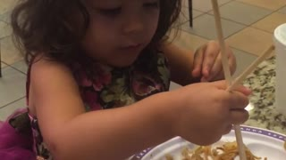 Stella Rose Masters Chopsticks - Video
